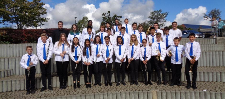 Bienvenue sur le site de l'Ecole de Musique et des Cadets de la Concordia de Fribourg