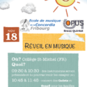 Concert des Cadets avec Opus5